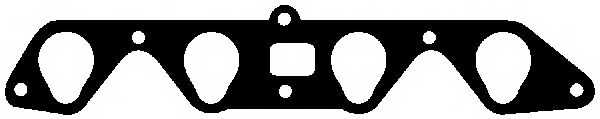 Прокладка впускного коллектора GLASER X07837-01 - изображение