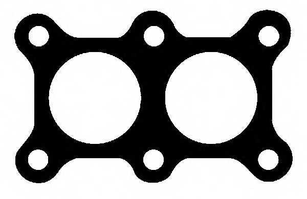 Прокладка выхлопной трубы GLASER X07867-01 - изображение