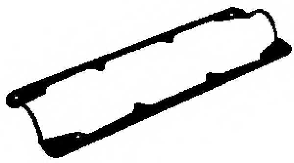 Прокладка крышки головки цилиндра GLASER X07908-01 - изображение