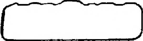 Прокладка крышки головки цилиндра GLASER X07915-01 - изображение