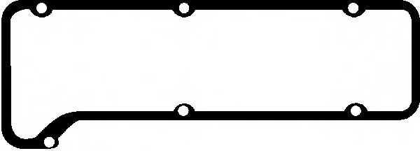 Прокладка крышки головки цилиндра GLASER X07940-01 - изображение