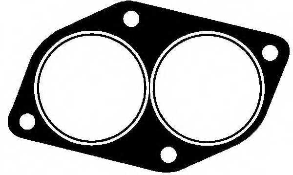Прокладка выхлопной трубы GLASER X08209-01 - изображение