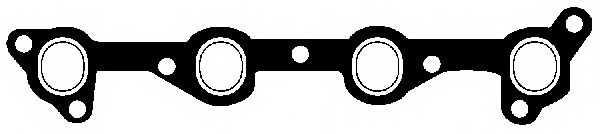 Прокладка выпускного коллектора GLASER X08214-01 - изображение