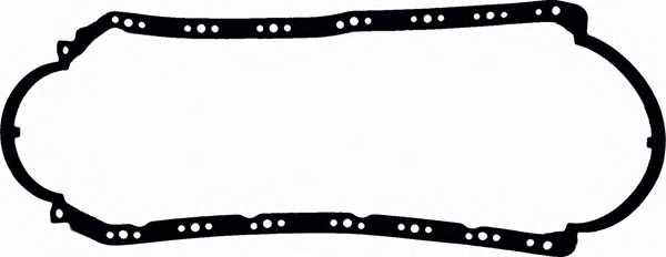 Прокладка, масляный поддон GLASER X08287-01 - изображение