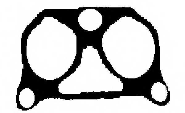Прокладка впускного коллектора GLASER X08429-01 - изображение