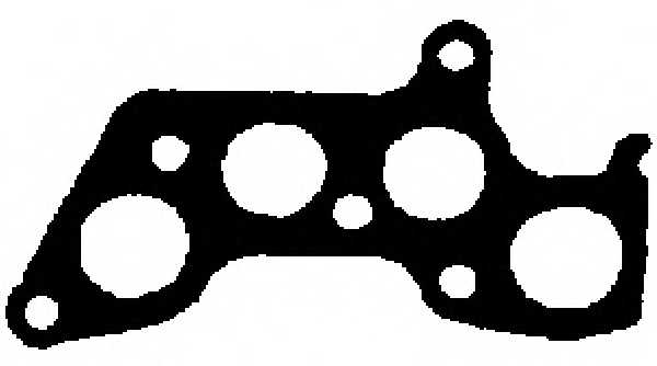Прокладка впускного / выпускного коллектора GLASER X08948-01 - изображение