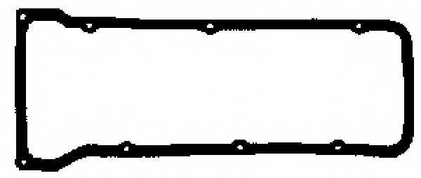 Прокладка крышки головки цилиндра GLASER X09240-01 - изображение