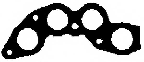 Прокладка впускного / выпускного коллектора GLASER X09241-01 - изображение