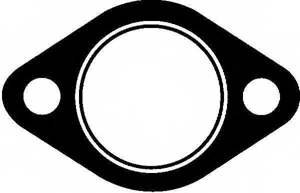 Прокладка выпускного коллектора GLASER X51158-01 - изображение