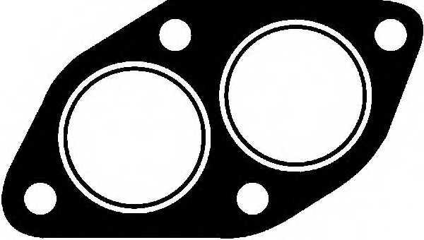 Прокладка выхлопной трубы GLASER X51169-01 - изображение