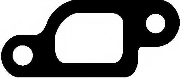 Прокладка выпускного коллектора GLASER X51172-01 - изображение