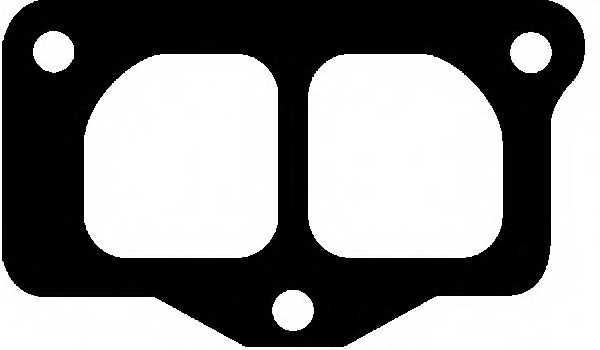Прокладка выпускного коллектора GLASER X51174-01 - изображение