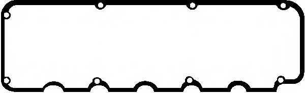 Прокладка крышки головки цилиндра GLASER X51207-01 - изображение