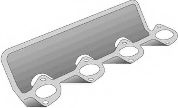 Прокладка выпускного коллектора GLASER X51220-01 - изображение