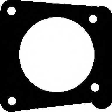 Прокладка выпускного коллектора GLASER X51325-01 - изображение