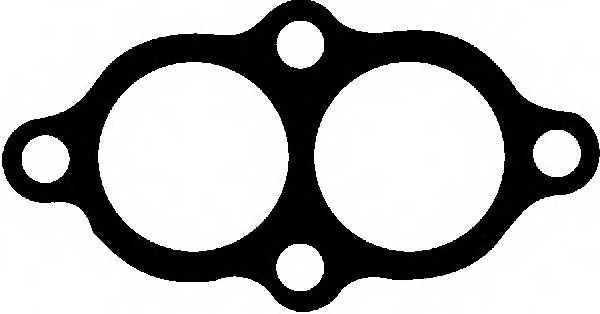Прокладка выхлопной трубы GLASER X51366-01 - изображение