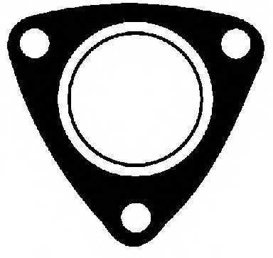 Прокладка выхлопной трубы GLASER X51368-01 - изображение