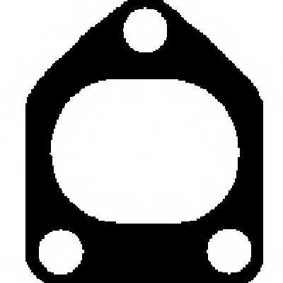 Прокладка выхлопной трубы GLASER X51371-01 - изображение