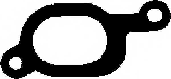 Прокладка выпускного коллектора GLASER X51481-01 - изображение