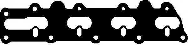 Прокладка выпускного коллектора GLASER X51630-01 - изображение