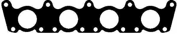Прокладка выпускного коллектора GLASER X51632-01 - изображение