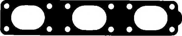Прокладка выпускного коллектора GLASER X51644-01 - изображение
