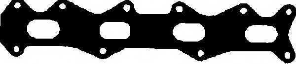 Прокладка выпускного коллектора GLASER X51964-01 - изображение