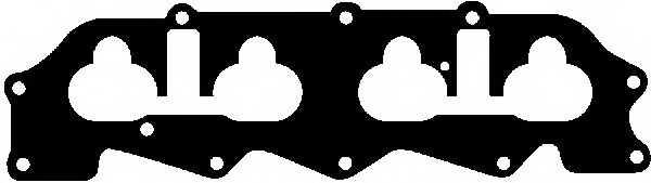 Прокладка впускного коллектора GLASER X51969-01 - изображение