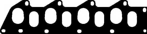 Прокладка впускного / выпускного коллектора GLASER X52090-01 - изображение