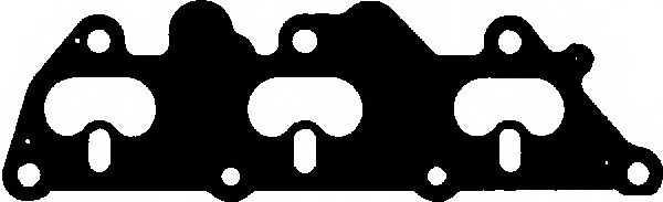 Прокладка выпускного коллектора GLASER X52446-01 - изображение