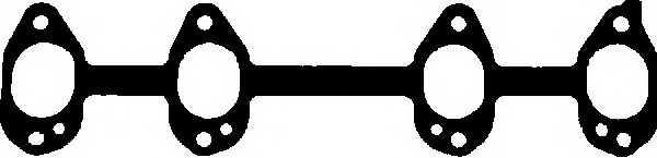 Прокладка выпускного коллектора GLASER X52965-01 - изображение