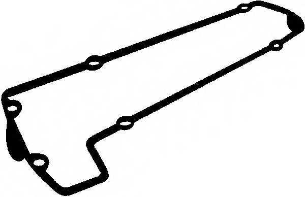 Прокладка крышки головки цилиндра GLASER X53076-01 - изображение