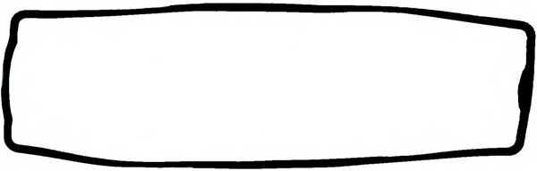 Прокладка крышки головки цилиндра GLASER X53120-01 - изображение