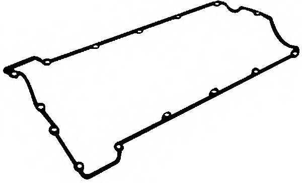 Прокладка крышки головки цилиндра GLASER X53133-01 - изображение
