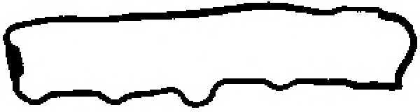 Прокладка крышки головки цилиндра GLASER X53148-01 - изображение