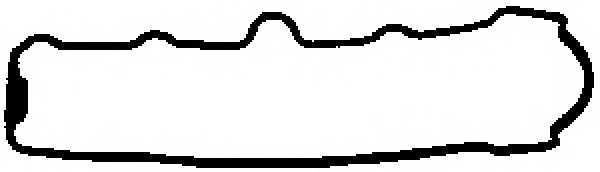 Прокладка крышки головки цилиндра GLASER X53149-01 - изображение