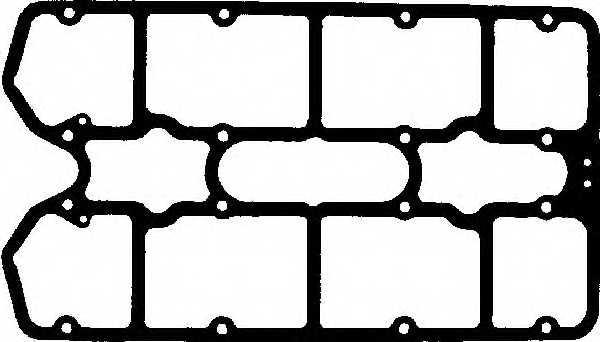 Прокладка крышки головки цилиндра GLASER X53160-01 - изображение