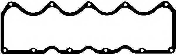 Прокладка крышки головки цилиндра GLASER X53162-01 - изображение