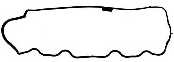 Прокладка крышки головки цилиндра GLASER X53164-01 - изображение