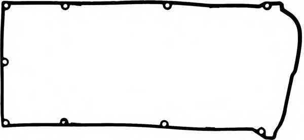 Прокладка крышки головки цилиндра GLASER X53173-01 - изображение