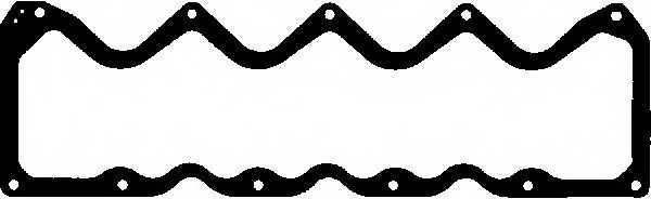 Прокладка крышки головки цилиндра GLASER X53258-01 - изображение