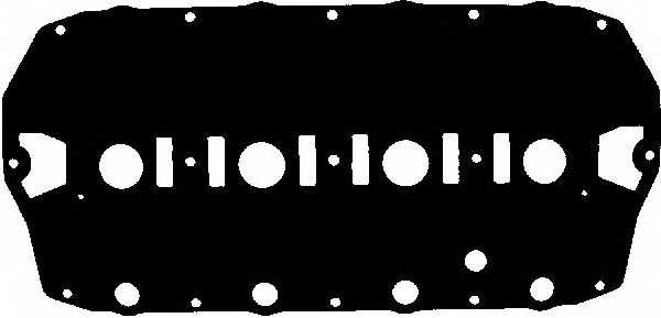 Прокладка крышки головки цилиндра GLASER X53289-01 - изображение