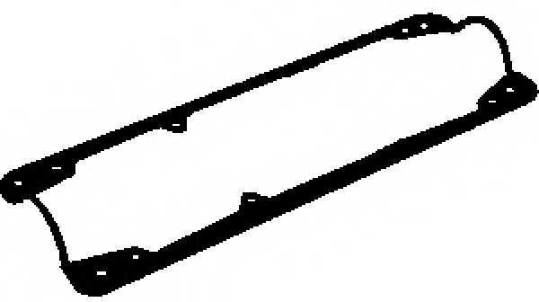 Прокладка крышки головки цилиндра GLASER X53497-01 - изображение