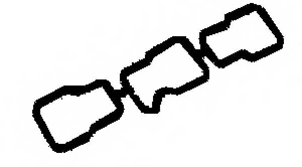Прокладка, корпус свечи GLASER X53510-01 - изображение