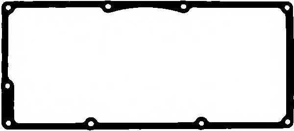 Прокладка крышки головки цилиндра GLASER X53512-01 - изображение