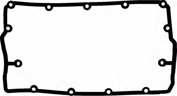 Прокладка крышки головки цилиндра GLASER X53715-01 - изображение