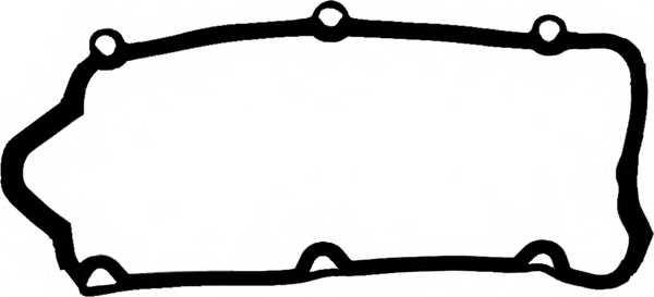 Прокладка крышки головки цилиндра GLASER X53719-01 - изображение