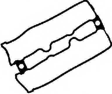 Прокладка крышки головки цилиндра GLASER X53750-01 - изображение