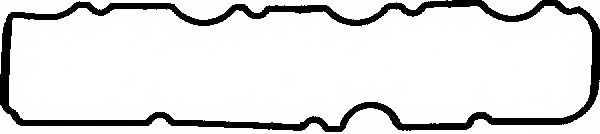 Прокладка крышки головки цилиндра GLASER X53780-01 - изображение