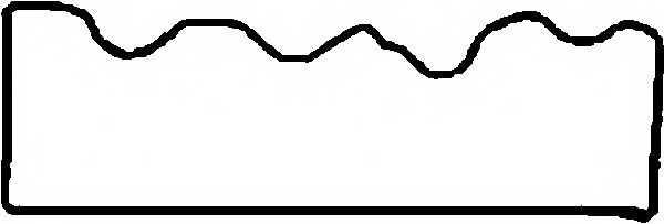 Прокладка крышки головки цилиндра GLASER X53789-01 - изображение